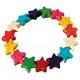 Bracelet Howlite Colorée