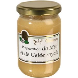 Préparation de Miel & Gelée royale