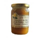 Miel-Pollen-Gelée royale-Ginseng