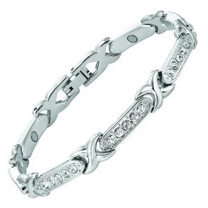 Bracelet en Cristal Taillé