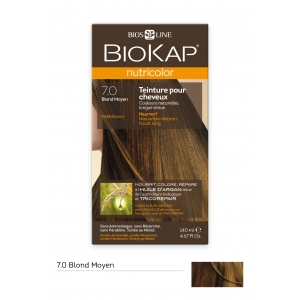 Biokap - Blond moyen 7.0
