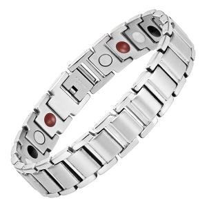 Bracelet Inox 4 en 1