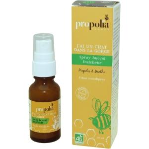 Spray Buccal Bio Propolis-Menthe