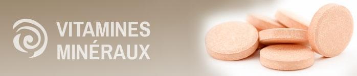 Vitamines / Minéraux